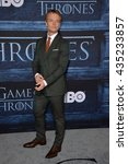 Small photo of LOS ANGELES, CA. April 10, 2016: Actor Alfie Allen at the season 6 premiere of Game of Thrones at the TCL Chinese Theatre, Hollywood.