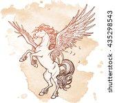 Pegasus Greek Mythological...