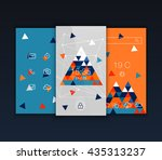 abstract polygon backgrounds....