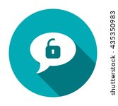 speech bubbles icon  isolated...