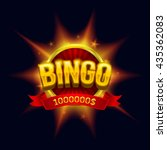 """bingo"" banner illustration.... 