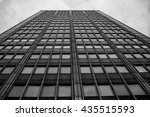 office complex of high rise... | Shutterstock . vector #435515593