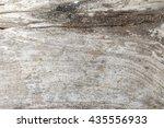 old wood texture background | Shutterstock . vector #435556933