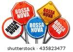 Bossa Nova  3d Rendering  Roug...