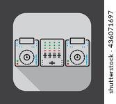 dj equipment icon