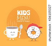 Kids Restaurant Menu Cardboard...