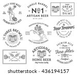 illustrations celebrating... | Shutterstock .eps vector #436194157