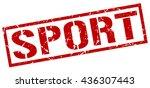 sport stamp.stamp.sign.sport. | Shutterstock .eps vector #436307443