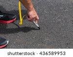 moisture meter  humidity meter... | Shutterstock . vector #436589953