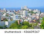vladivostok  russia  june  01 ... | Shutterstock . vector #436609267