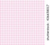 Pink Seamless Gingham Pattern....
