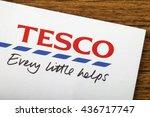 london  uk   june 13th 2016  a... | Shutterstock . vector #436717747