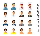 people vector | Shutterstock .eps vector #436758583