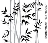 Decorative Bamboo Branches....