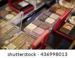 make up tools | Shutterstock . vector #436998013