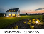 Photo Of Modern House With...