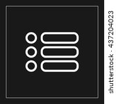 menu icon.
