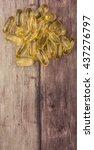 fish oil supplement capsule... | Shutterstock . vector #437276797
