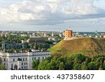 Gediminas Tower On The Hill An...