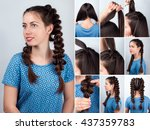Hair Tutorial. Hairstyle Volum...