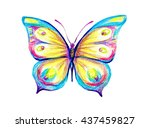 it is drawn | Shutterstock . vector #437459827