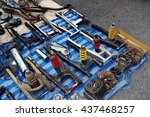 the cheap spares for buyer | Shutterstock . vector #437468257