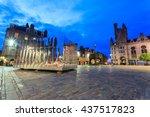 aberdeen   may 27  2016  the...   Shutterstock . vector #437517823