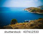 island southern thailand | Shutterstock . vector #437612533