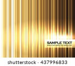 abstract background. orange... | Shutterstock .eps vector #437996833