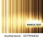 abstract background. orange... | Shutterstock .eps vector #437996833