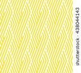 pattern stripes seamless.... | Shutterstock .eps vector #438044143