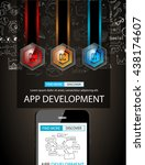 app development infpgraphic...