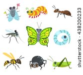 Insect Cartoon Images...