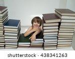 books  | Shutterstock . vector #438341263