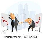 vector illustration of a... | Shutterstock .eps vector #438420937