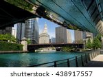 Off Of The Chicago River As Th...