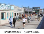 los angels  ca  usa may 21 ... | Shutterstock . vector #438958303