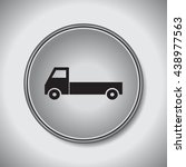 lorry icon vector illustration