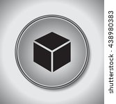 cube icon vector art eps image...