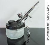 Small photo of Airbrush & Clean pot