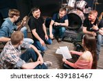 Musicians Learning New Song On...
