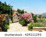 Sirince Scenery In Turkey.