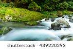 kawazu seven waterfalls ... | Shutterstock . vector #439220293