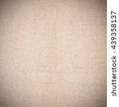 beige canvas background or grid ... | Shutterstock . vector #439358137
