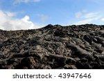 background image of volcano...