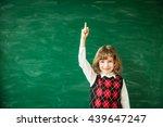 back to school concept. school... | Shutterstock . vector #439647247