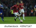 ������, ������: Cristiano Ronaldo of Manchester