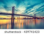 Ben Franklin Bridge In...