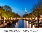 Amsterdam Westerkerk Church...