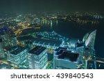 landmark tower  yokohama japan  ... | Shutterstock . vector #439840543